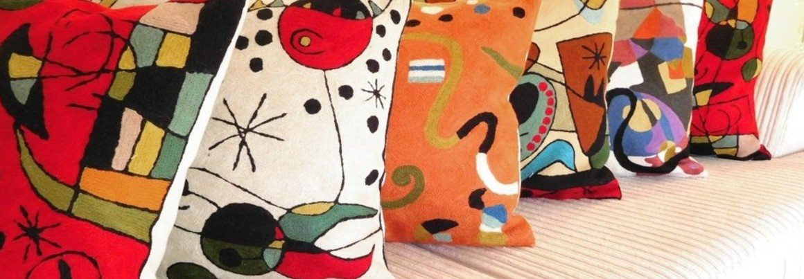 Cushions & Draught Excluders