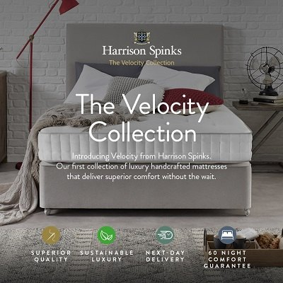 Velocity by Harrison Spinks