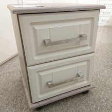 SIENNA 2 Drawer Narrow Chest