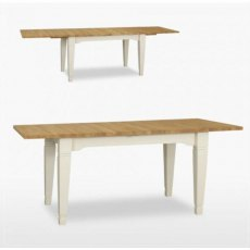Coelo Small Dining Table with 2 Extension Leaves
