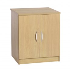 Compton Desk Height Cupboard 600mm Wide