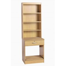 Compton Printer/Scanner Desk Drawer Unit with OSD Hutch