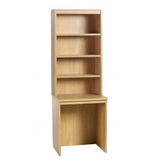 Compton Small Desk with OSD Hutch