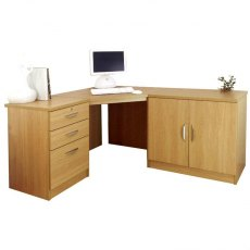 Compton Home Office Furniture Set-13