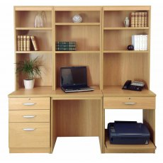 Compton Home Office Furniture Set-14