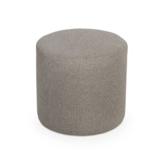 Kubic Stool Round (in fabric)