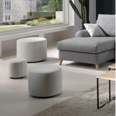 Troy 3 in 1 Nesting Pouffe