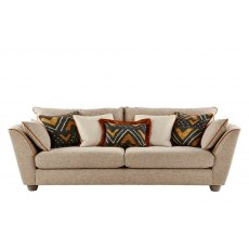 Lido 4 Seater Standard Back Sofa