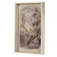 Rectangular Deer Tray