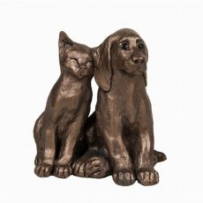 Jack & Millie Sculpture