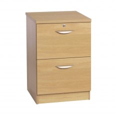 Compton 2 Drawer Filing Cabinet
