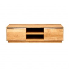 Piana Oak Short TV Unit