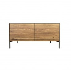 Orthello Oak 2 Door TV Unit