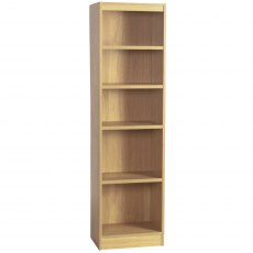 Compton Tall Bookcase 480mm Wide