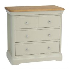 Cromwell Chest of 4 Drawers (2+2)