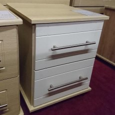 LOTUS 2 Drawer Narrow Chest