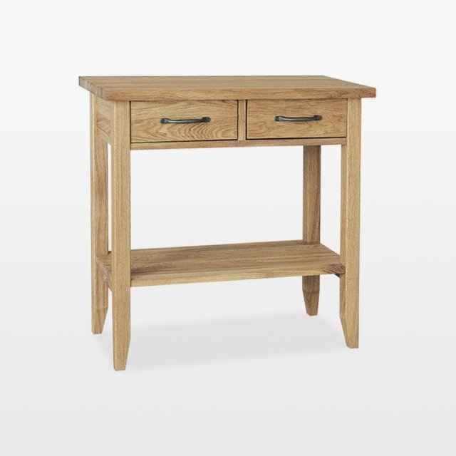 TCH Furniture Windsor Console Table with Two Drawers