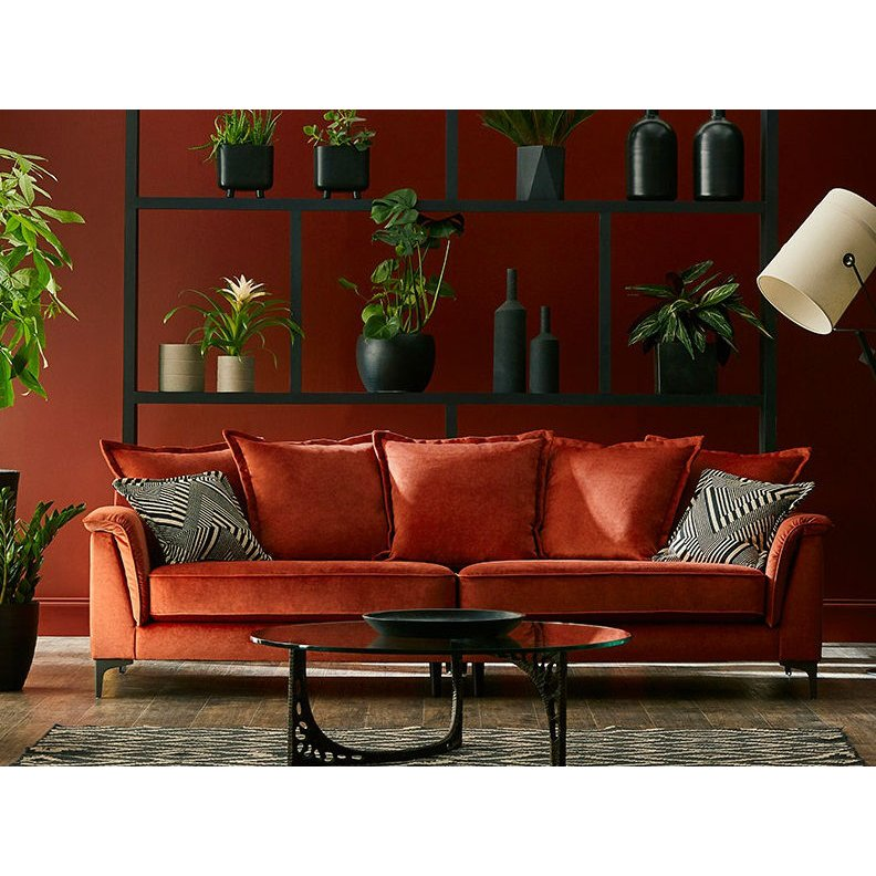 Alpha Designs Trieste 4 Seater Sofa