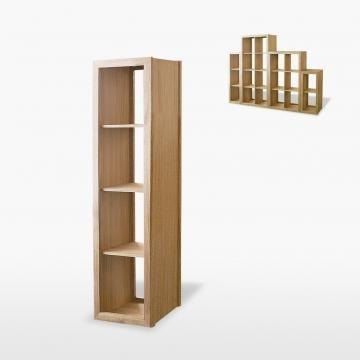 TCH Furniture Windsor Venice Shelf Unit 177cm x 43cm