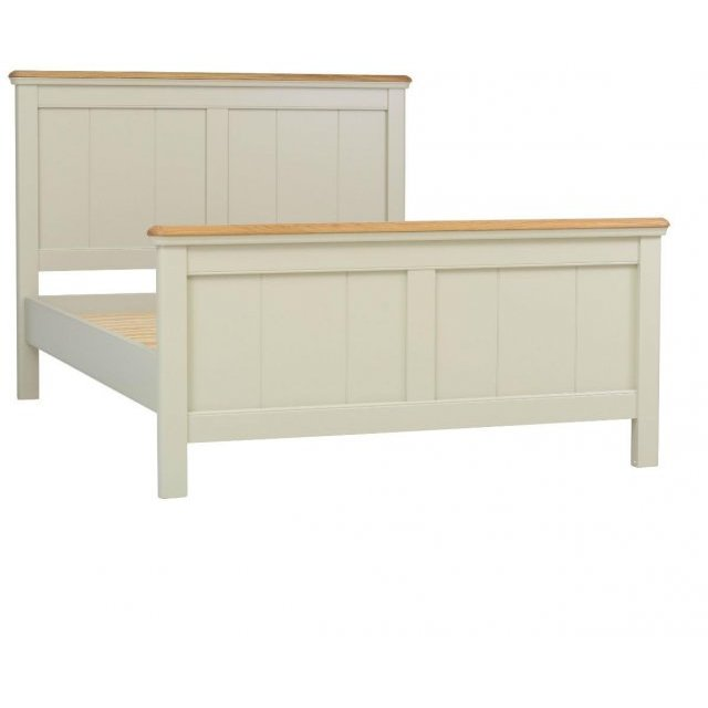 TCH Furniture Cromwell King Size 5'0 T&G Panel Bedstead